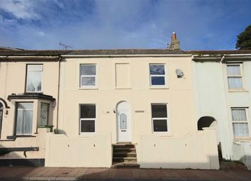 Thumbnail 2 bedroom terraced house for sale in New Road, Central Area, Brixham