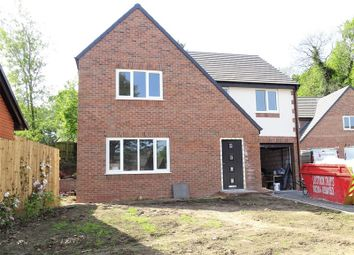 Thumbnail 4 bed detached house for sale in Middleforth Court, Marshalls Brow, Penwortham.
