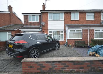 Thumbnail 5 bed semi-detached house for sale in Merton Close, Little Neston, Neston