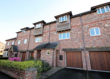 Thumbnail 3 bed town house for sale in Bernisdale Road, Mobberley, Knutsford