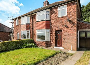 Thumbnail 3 bed semi-detached house to rent in Nether Crescent, Grenoside, Sheffield