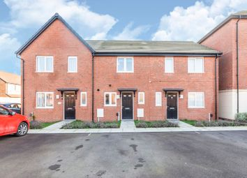 Thumbnail 2 bedroom terraced house for sale in Temper Mill Way, Newport