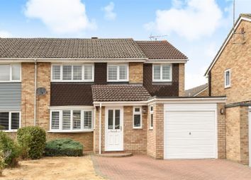 Thumbnail 4 bed property for sale in Sarum Crescent, Wokingham