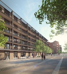 Thumbnail 2 bed flat for sale in Lock No19, Hackney Wick