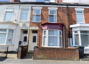 Thumbnail 3 bed terraced house for sale in Brazil Street, Hull, East Yorkshire