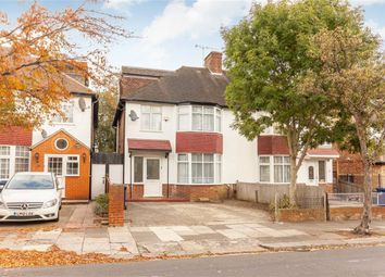 Thumbnail 4 bed semi-detached house to rent in Creswick Road, London