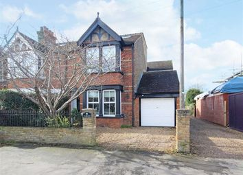 Thumbnail 4 bed semi-detached house for sale in Green Street, Sunbury-On-Thames