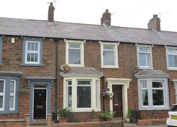 Thumbnail 3 bed terraced house for sale in Park Road, Aspatria, Wigton