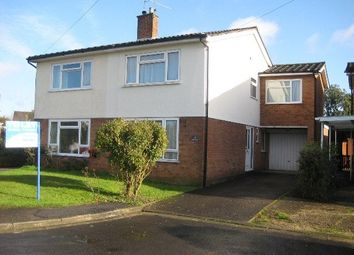 Thumbnail 3 bed semi-detached house to rent in Pine Close, Maidenhead, Berkshire
