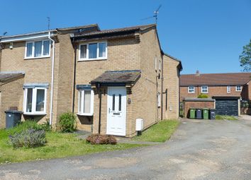 Thumbnail 2 bed semi-detached house for sale in Azalea Court, Yaxley, Peterborough