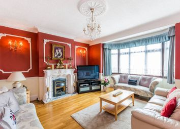 Thumbnail 4 bed semi-detached house for sale in The Ridgeway, Chingford