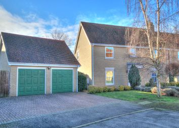 Thumbnail 4 bed detached house for sale in Warren Close, Wilburton, Ely