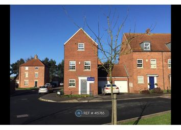 Thumbnail 3 bed detached house to rent in Prospect Avenue, Easingwold, York
