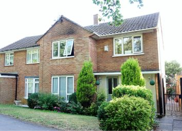 Thumbnail 4 bed semi-detached house for sale in Parkland Drive, Bracknell