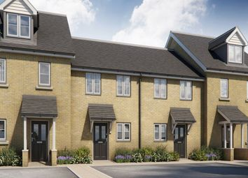Thumbnail 2 bed terraced house for sale in The Wilton, Four Elms Place Main Road, Chattenden, Rochester