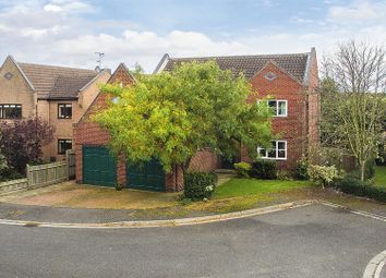 Thumbnail 5 bed detached house for sale in Clyro Place, Sutton, Retford