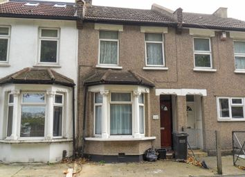 Thumbnail 3 bed terraced house for sale in Cross Road, Croydon, Surrey