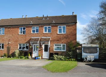 Thumbnail 2 bed end terrace house for sale in Princess Gardens, Grove, Wantage