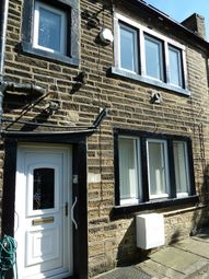 Thumbnail 1 bedroom end terrace house to rent in Keighley Road, Halifax