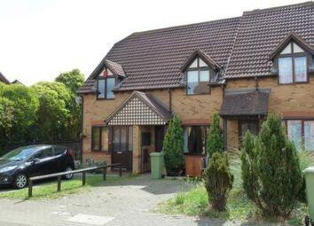 Thumbnail 2 bedroom detached house to rent in Calverleigh Crescent, Furzton, Milton Keynes
