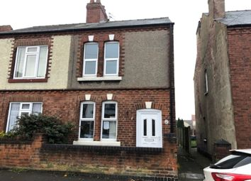 Thumbnail 2 bed semi-detached house for sale in Albert Street, Leabrooks, Alfreton