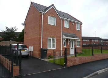 Thumbnail 3 bed semi-detached house for sale in Everside Drive, Cheetham Hill