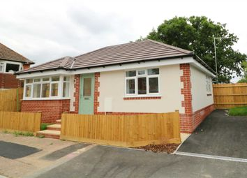 Thumbnail 2 bedroom bungalow for sale in Russel Road, Bournemouth