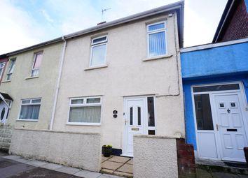 Thumbnail 3 bed terraced house for sale in Gladstone Street, Cross Keys, Newport