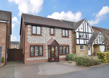 Thumbnail 4 bed detached house for sale in Ashness Close, Gamston