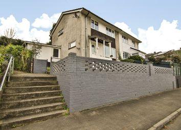 Thumbnail 3 bedroom semi-detached house for sale in Dan-Y-Bryn, Gilwern, Abergavenny