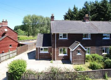 Thumbnail 3 bed semi-detached house for sale in Tirabad, Llangammarch Wells, Powys