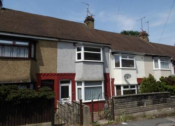 Thumbnail 4 bed terraced house for sale in St. Leonards Avenue, Chatham, Kent