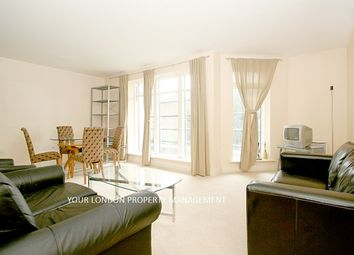 Thumbnail 2 bed flat to rent in Merchants House, Collington Street, (Water Rates Included), Greenwich
