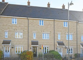 Thumbnail 3 bed town house for sale in Carterton, Oxfordshire