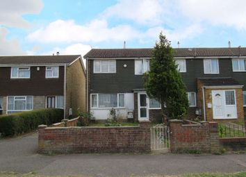 Thumbnail 3 bedroom terraced house for sale in Verulam Gardens, Luton