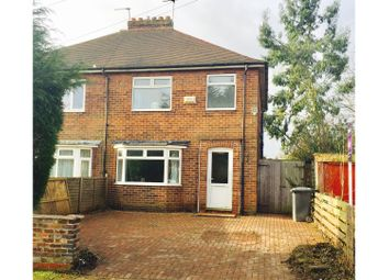Thumbnail 3 bed semi-detached house for sale in New Vale Road, Nottingham