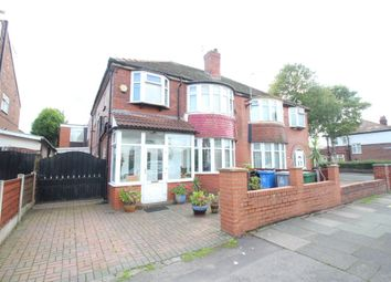Thumbnail 5 bed semi-detached house for sale in Kings Road, Old Trafford, Manchester