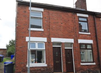 Thumbnail 2 bed end terrace house for sale in Samuel Street, Packmoor, Stoke-On-Trent