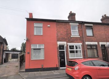 3 bed end terrace house for sale in Langley Street, Basford, Stoke-On-Trent ST4