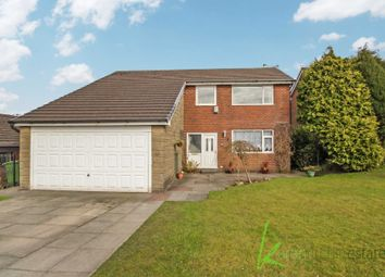 Thumbnail 4 bedroom detached house for sale in Winton Grove, Bolton