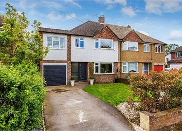 Thumbnail 4 bed semi-detached house for sale in York Gardens, Walton-On-Thames, Surrey