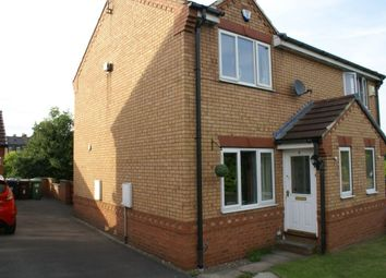 Thumbnail 2 bed property to rent in Siskin Court, Leeds, West Yorkshire