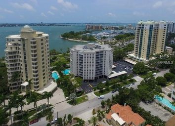 Thumbnail 2 bed town house for sale in 435 S Gulfstream Ave #808, Sarasota, Florida, 34236, United States Of America
