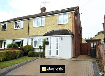 Thumbnail 3 bed semi-detached house for sale in Lime Walk, Hemel Hempstead