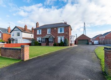 Thumbnail 4 bed detached house for sale in Wyberton Low Road, Boston, Lincs