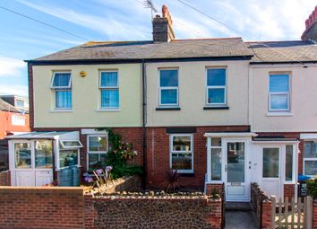 Thumbnail 2 bed terraced house for sale in St. Benets Road, Westgate-On-Sea