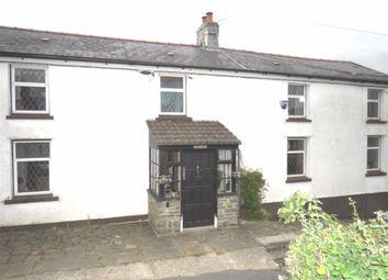 Thumbnail 3 bed cottage for sale in Darren Ddu Road, Ynysybwl, Pontypridd