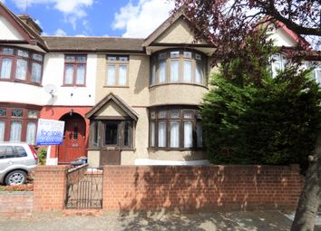 Thumbnail 3 bed terraced house for sale in Chudleigh Crescent, Ilford
