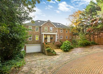 Thumbnail 7 bed detached house to rent in George Road, Kingston Upon Thames