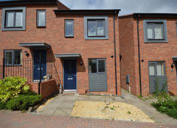 Thumbnail 2 bed semi-detached house to rent in Light Lane, Lawley Village, Telford